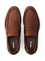 Men's Wide Comfort Casual Leather Penny Loafer