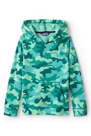Little Kids Pattern Pullover Hoodie