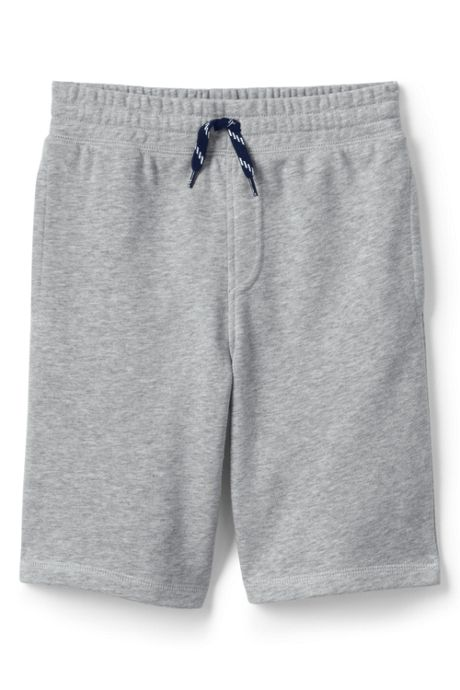 School Uniform Boys Husky French Terry Shorts