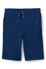 School Uniform Little Boys French Terry Shorts