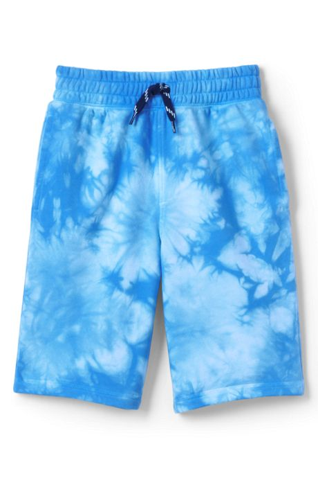 Boys French Terry Pattern Shorts