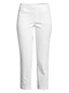 Pantacourt Chino Taille Elastiquée, Femme Stature Standard