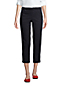 Women's Plus Pull-on Cropped Chino Trousers