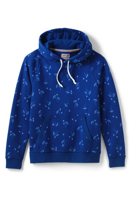 Adult Long Sleeve Serious Sweats Hoodie Sweatshirt Print