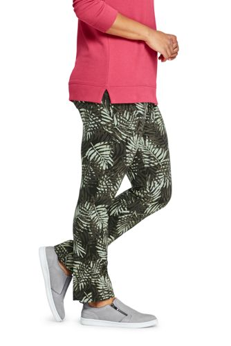 Women's Plus Size Starfish Mid Rise Slim Leg Pants