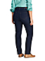 Women's Plus Slimming Jeans, High Waisted Straight Leg, Indigo