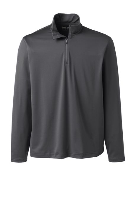 Adult Rapid Dry Quarter Zip Pullover