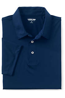 Men's Short Sleeve Comfort-First Golf Polo Shirt, alternative image