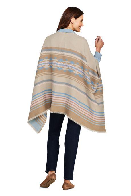 Women's Southwest Shawl Wrap