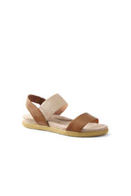 Women's Wide Summer Comfort Flat Sandals