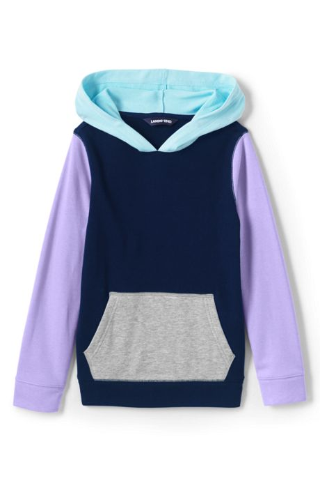 Little Kids Colorblock Pullover Hoodie