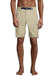 "Men's 9"" Outrigger Quick Dry Cargo Swim Trunks with No Liner"