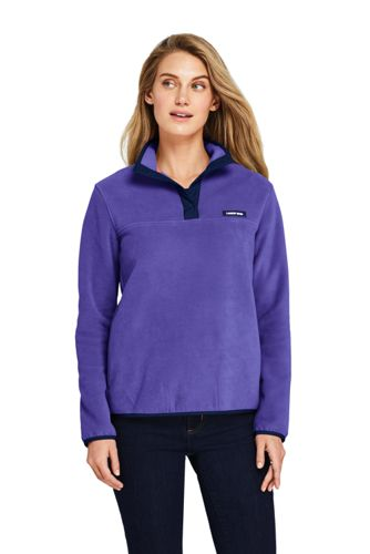 Women's Plus Midweight Fleece Top