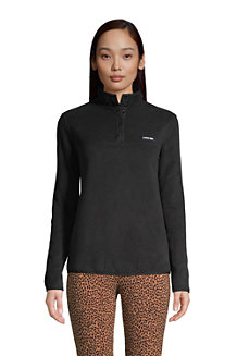 Women's Heritage Fleece Snap Neck Top