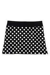 Women's Petite Swim Skirt Swim Bottoms Print, Front