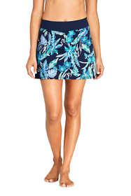 Women's Swim Skirt Swim Bottoms Print