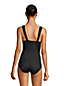Women's Grecian V-neck Slender Swimsuit - DD Cup