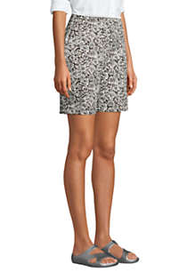 Women's Sport Knit Shorts Print , alternative image
