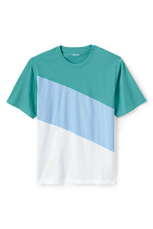 Men's Colourblock Super-T