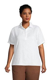 Women's Linen Popover Shirt