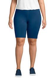 Women's Plus Size Active Spandex Bike Short