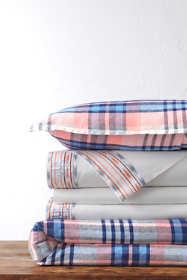 Linen Pattern Duvet Cover