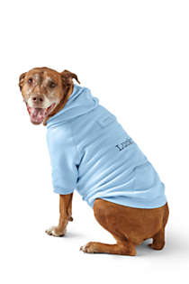 Serious Sweats Hoodie Dog Coat, Front