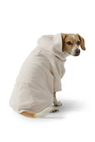 Serious Sweats Hoodie Dog Coat