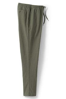 Men's Linen/Cotton Deck Trousers