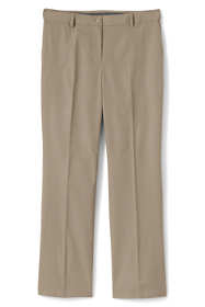 Women's Petite Straight Leg Active Chino Pants
