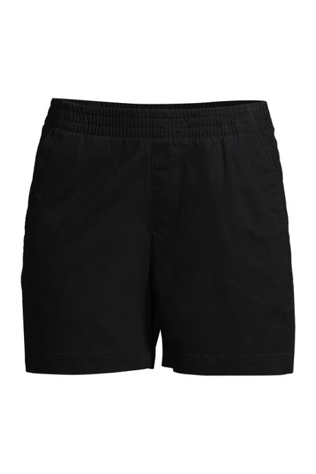 Women's Pull On 7 inch Chino Shorts