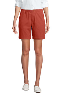 Women's Pull On 7'' Chino Shorts