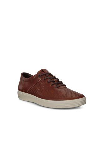 ECCO Soft 7 Leder-Sneaker für Herren
