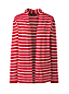 Women's Plus Fine Gauge Cotton Long Open Cardigan, Stripe