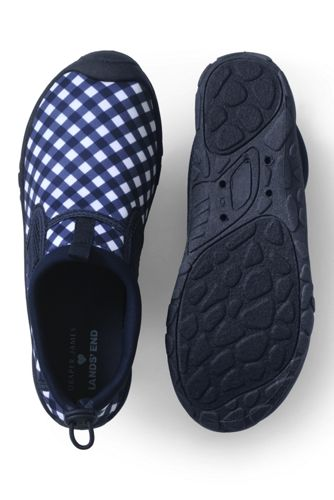Draper James x Lands' End Women's Slip on Water Shoes