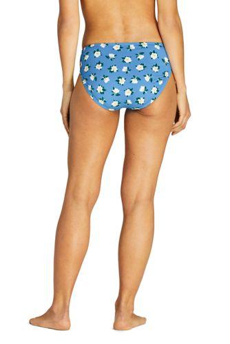 Draper James x Lands' End Women's Mid Waist Bikini Bottoms
