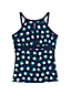 Women's Plus Draper James x Lands' End Plus Keyhole High Neck Tankini Top