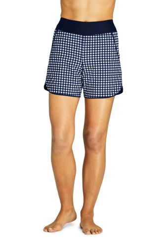 Women's Draper James x Lands' End Board Shorts