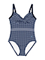 Women's Draper James x Lands' End Twist Front Swimsuit
