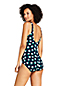 Draper James x Lands' End Maillot 1 Pièce Tugless, Femme Bonnet E