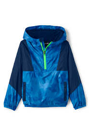 Little Kids Active Fleece Lined Pullover Jacket