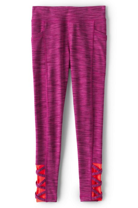 Girls Active Leggings