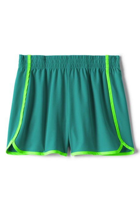 Girls Active Woven Shorts