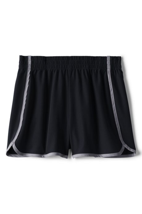 Little Girls Active Woven Shorts
