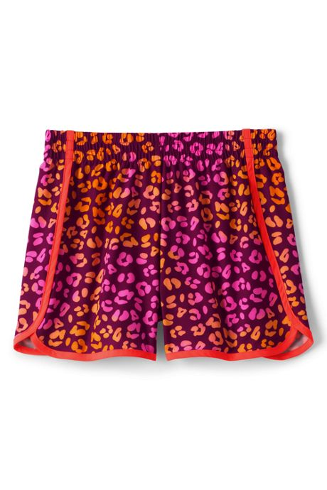 Girls Plus Size Active Woven Shorts