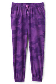 Girls Stretch Woven Jogger