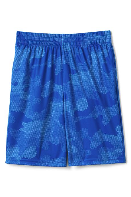 Boys Husky Pattern Active Shorts