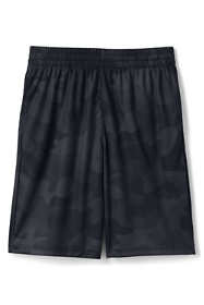 Little Boys Pattern Active Shorts