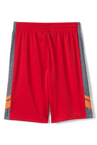 Boys Husky Colorblock Active Shorts
