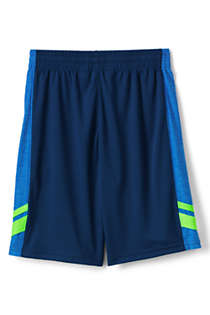 Little Boys Colorblock Active Shorts, Back